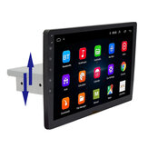 9Inch/10Inch 1Din Android 8.0 Car Stereo Radio Adjustable Touchscreen 8 Core 2GB+32GB GPS Navigation Wifi AM FM