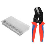 SN-48BS 23-16AWG Crimping Pliers With 800Pcs Connectors Wire Terminal Box Insert Spring Connector Set