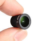 2.3MP 8 milímetros 1 / 2.7 m12 115 graus IR fpv sensível lente da câmera