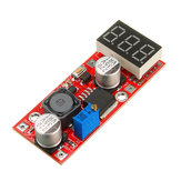 LM2596 DC-DC Adjustable Voltage Regulator Module with Voltage Meter Display