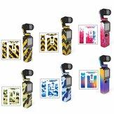 RCSTQ Colorful Adesivos Decalques que cobrem acessórios de filme para FIMI PALM Pocket FPV Gimbal de mão