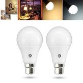 1X 5X 10X Digoo Lark Series Engros LED B22 High PF 3W 5W LED Globe Bulb AC85-265V