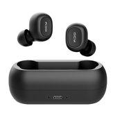 QCY T1C TWS bluetooth-øretelefoner Trådløse hovedtelefoner Ny udgave HiFi AAC Stereo-opkald Lav-forsinket Gaming Headset Mini-hovedtelefoner