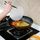 Utensílios de cozinha absorção de óleo de papel de papel de filtro de óleo de saúde de qualidade alimentar cozinha alimentos 12pcs