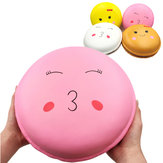 Giggle Bread Giant Squishy Macaron S'more Sandwich Biscuit 24 CM Cake Jumbo Gift Decor Collection