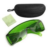 IPL-grüne Laser-Zeiger-Schutz-Sicherheits-Laser-Glasschutzbrillen OD mit Kasten