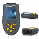 HS2234 Digital Laser Tachometer 2.5-99999rpm LCD RPM Test Small Engine Motor Speed Gauge Non-contact