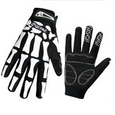 Mens Ghost griffe humaine squelette moto gants doigt intégral hiver chaud mitaines