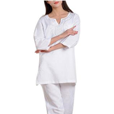 Women Fitness Yoga Suit Cotton Linen Embroidery Yoga Clothing Set Meditation Sportswear