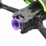 3D Printed TPU Camera Lens Protective Mount For DJI FPV Air Unit Compatible Stinger TransTEC Laser HD Mark HD RC Drone Frame