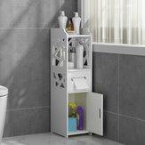 22x24x80cm Łazienka Stojąca szafka do przechowywania Umywalka Prysznic Narożna półka