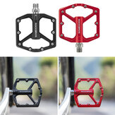 ROCKBROS K2003 1 Pair Bike Pedals CNC Aluminum Alloy Sealed Bearing Anti-slip Bicycle Pedals Colorful MTB Foot Pedals Bike Accessories