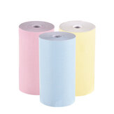 3 Rolls 57x30mm Thermal Printer Papers for Paperang PeriPage Thermal Printer