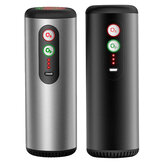 Portable Car Air Purifier USB Rechargeable Ionizer Ozone Generator Odor Eliminator Air Freshener Cleaner