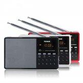 Tecsun D3 FM стерео Радио Музыка MP3 Выбор цифровой песни TF карта Портативная Радио со встроенным динамиком для пожилых людей