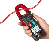 ANENG ST203 4000 Counts Full Intelligent Automatic Range True RMS Digital Multimeter Clamp Meter AC/DC Voltage NCV Resistance Auto Range Flashlight