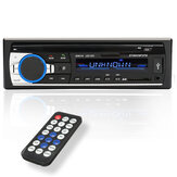 JSD-520 24V Coche Estéreo Radio Reproductor de MP3 Auto Audio bluetooth Manos libres AUX SD USB FM