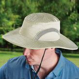 Sunscreen Cooling Hat Ice Cap Heatstroke Protection Cooling Cap Sun Hat with UV Protection Bucket Hat
