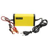 12 V 2AH-20AH Inteligente Automático ABS Bateria Carregador US / UE Plug Para Motocicleta Do Carro