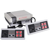 NES-620 Retro Classic Mini Action Game Console dengan 620 Game Built-in dan 2 NES Classic Gamepad