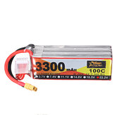 ZOP Power 22.2V 3300mAh 100C 6S Lipo Battery XT60 Plug for RC Racing Drone