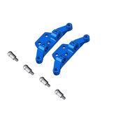 2 STUKS URUAV Wltoys Achter Schok Adapter Board Voor 1/28 P939 K979 K989 K999 k969 RC Auto-onderdelen