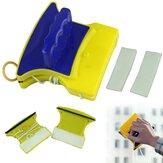 चुंबकीय खिड़की जादूगर डबल साइड ग्लास वाइपर क्लीनर उपयोगी सतह सफाई ब्रश