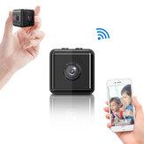 1080P HD Μίνι κάμερα WIFI Ασύρματες κρυφές κάμερες Ανίχνευση κίνησης Νυχτερινή όραση APP Τηλεχειριστήριο Nanny Camera Home Security Camera