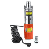 250W 12V/24V/48V Submersible Water Pump Portable Stainless Steel Water Pumping Device