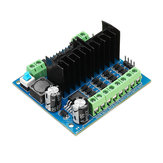 3pcs L298N Motor Driver Module Four Chaneel Motor Drive Smart Car Module Geekcreit for Arduino - products that work with official Arduino boards