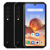 Blackview BV9900E Global Bands IP68 / IP69K 5.84 pollici FHD + NFC Android 10 4380 mAh 48 MP Quad Posteriore fotografica 6 GB 128 GB Helio P90 4G Smartphone