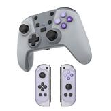 JYS-NS205ワイヤレスゲームコントローラー(左右のミニコントローラー付き)Nintendo Switch用ゲームパッドSwitchLiteゲームコンソール用ワイヤレスコントローラー