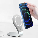 Veister Portable for Magsafe Wireless Charger Base Mount Desktop Holder para iPhone 12 Series