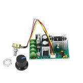 10-60 В постоянного тока 20A 1200 Вт Мотор Контроль скорости PWM Мотор Переключатель регулятора скорости 20A Регулятор тока Модуль высокой мощност