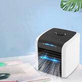 Klimatyzator biurkowy 12W 2 biegi 90 ° Regulowany wentylator chłodzący Nawilżacz USB Travel Home Office