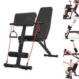 Adjustable Sit-up Weight Bench Fitness Latihan Perut Kekuatan Adjustable Bench Home Training
