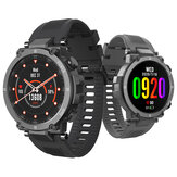 [20 Sport Modes]Kospet Raptor 320*320px Full Touch Rugged Screen 24-hour Heart Rate Monitor 30 Days Standby Multiple Creative UI IP68 Waterproof Outdoor Smart Watch