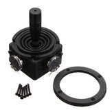 Joystick Potentiometer JH-D202X-R4 10K 2D Monitor Keyboard ball Controller For Photographic Film
