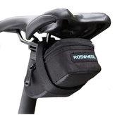 ROSWHEEL Bicicleta Ciclismo Ciclismo Sela Saco traseiro Assento Poste Cauda Bolsa Bolsa