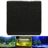 50x50x5cm Czarny Aquarium Biochemical Cotton Filter Foam Fish Tank Sponge Pads