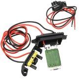 Kit resistore ventilatore motore serie ventilatore di riscaldamento per Renault Clio MK III Modus 7701209803