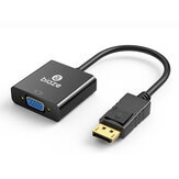 Biaze ZH33-PC Full HD 1080P DP DisplayPort to VGA Converter Video Adapter Cable