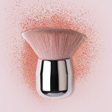 Oblique Head Powder Makeup Brushes Soft Makeup Brushes Loose Power Face Blush Makeup Tools