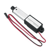 Linear Actuator 12V DC 50mm Stroke Electric Window Opener Linear Motor IP54