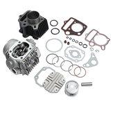 Zestaw do przebudowy silnika cylindra silnika do Honda ATC70 CT70 TRX70 CRF70 XR70 70cc