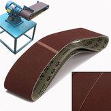 3шт 915x100mm 240 крупнозернистых шлифовальных лент абразивного инструмента