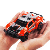 HB Toys DK4301B 1/43 Mini RC Car Toy 2.4G 4WD High Speed Racing Electric Short Course Truck RTR RC Vehicle Model for Kids Beginners and Collectors