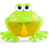 Big Frog Automatic Bubble Blower Música Bubble Maker Bebé Baño Juguete Bañera Jabón Bubble Machine