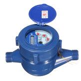 15 мм Пластиковые однотрубные трубы для холодной холодной воды Сад Домашний измеритель воды