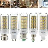 ARILUX® E27 E14 B22 GU10 G9 5W SMD5730 Constante stroom Smart IC 89LEDs Corn Light Bulb AC220V